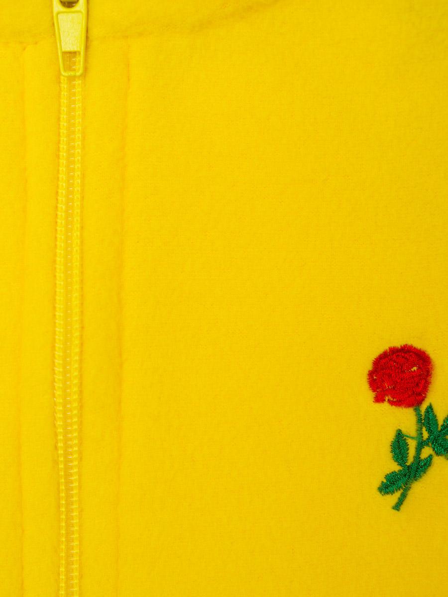 Флисовые толстовки(yellow)