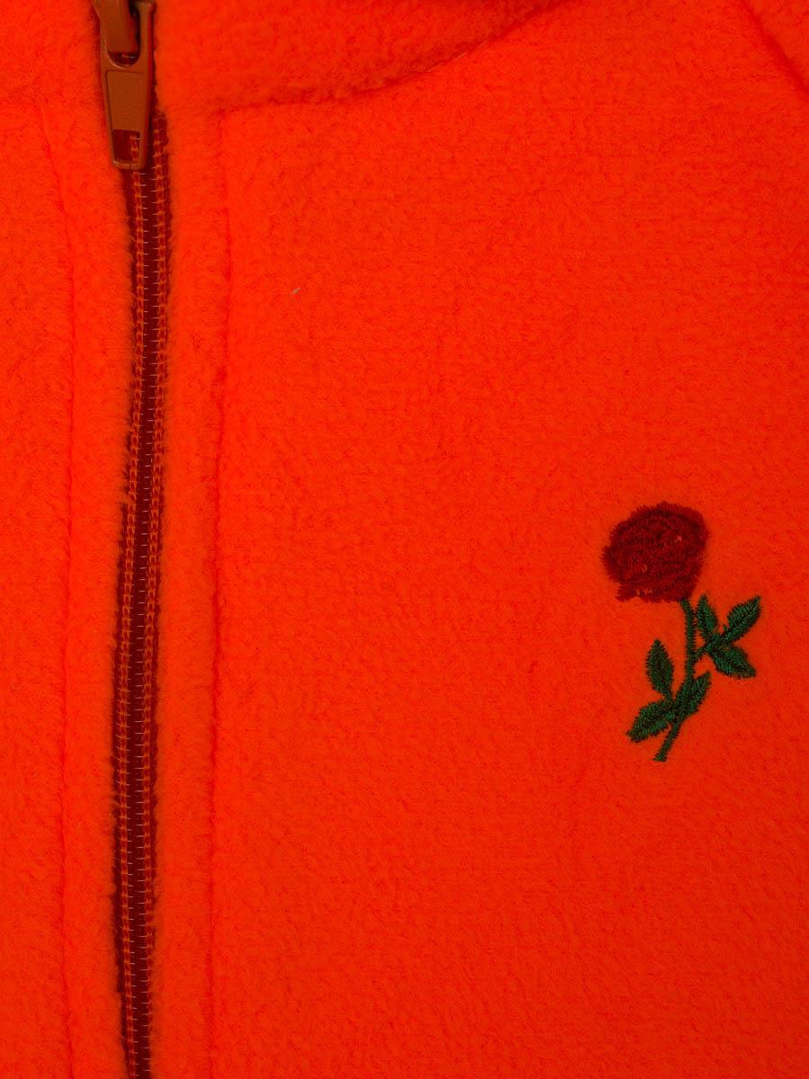 """Флисовые толстовки """"orange"""""""