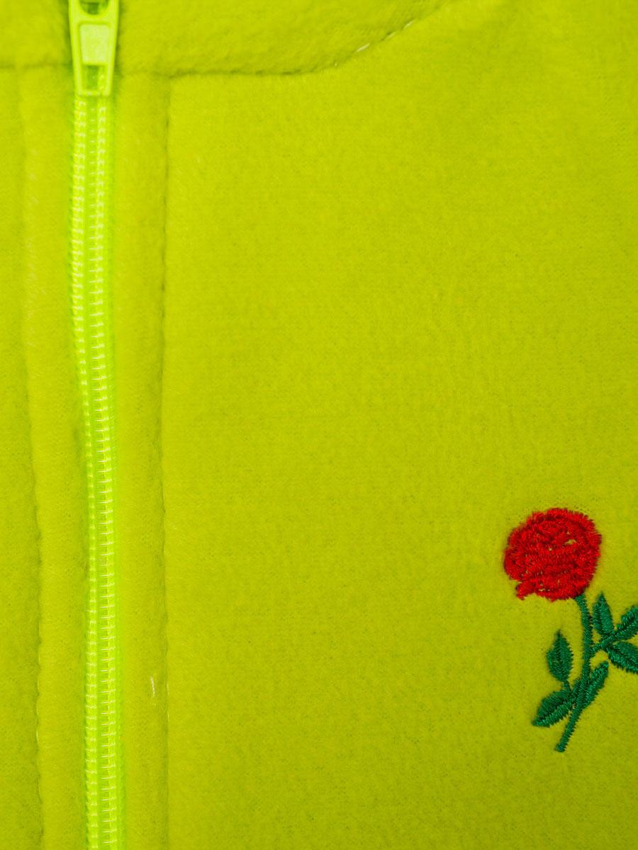 Флисовые толстовки(green)
