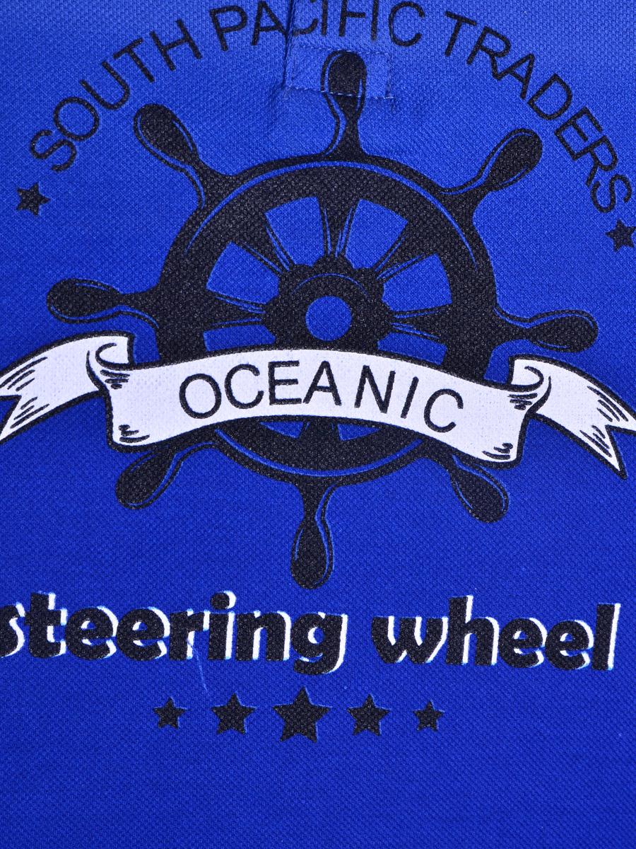 """Поло для мальчиков """"Oceanic"""""""