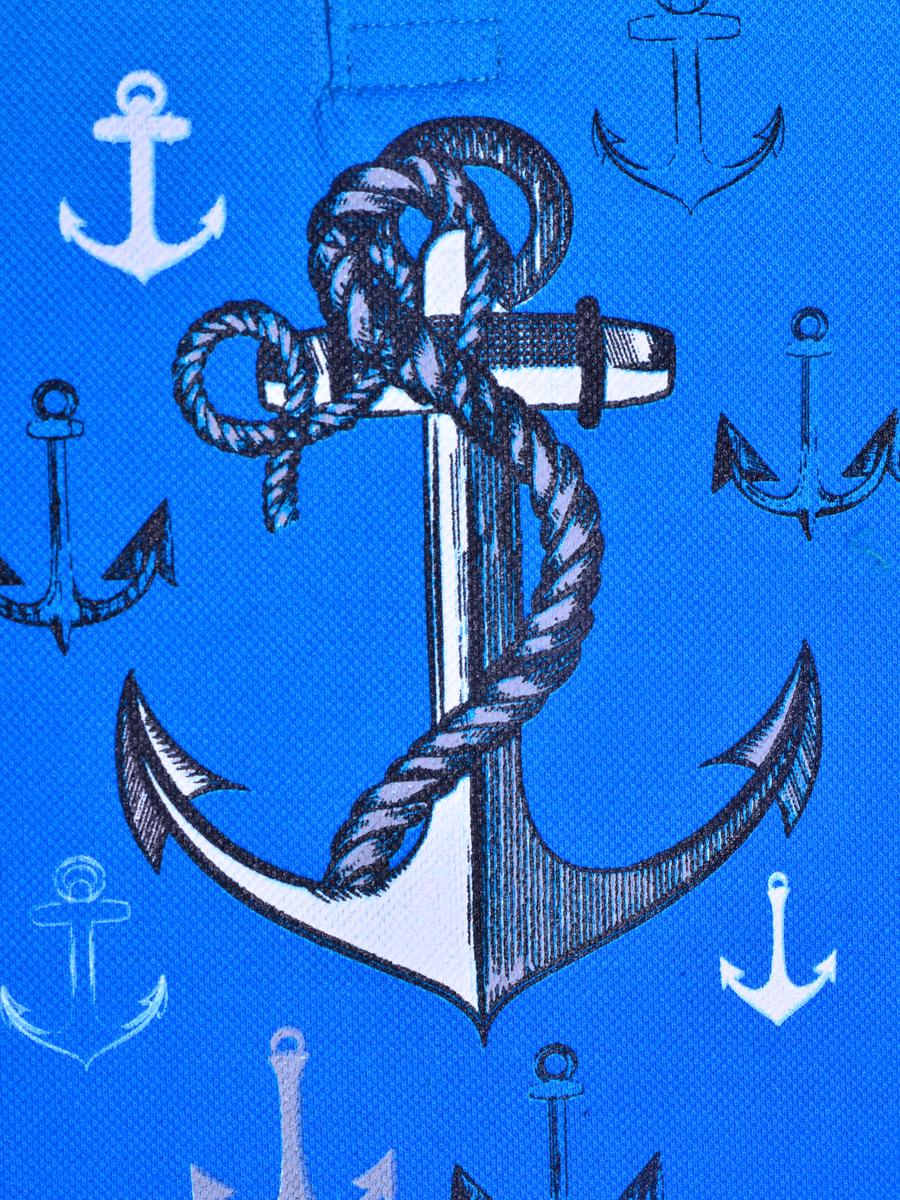 """Поло для мальчиков """"Anchor"""""""